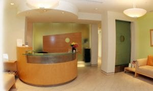 The Interior of The Weight Loss Surgery Center of Los Angeles At Beverly Hills