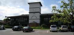 Bariatric surgery weight loss center exterior view